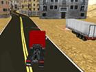 3D Uzun Yol Tır Sürme Oyunu