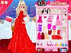 Barbie Sevgililer Günü Giydirme Oyunu