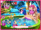 Barbie Süper Kahraman Spa Oyunu