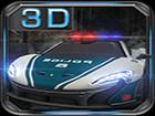 3D Dubai Polis Arabaları Yarışı Oyunu