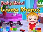 Hazel Bebek Şekilleri Öğreniyor Oyunu