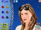 Natali Portman Gerçek Makyaj ve Giydirme Oyunu