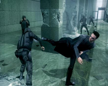 Matrix Oyunu Matrix Oyunu Oyna Dövüş Oyunları