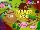 Pou Çiftlik Oyunu