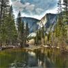 Yosemite Nehri Puzzle Oyunu