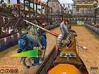 Şövalyelerin Mızrak Savaşı Oyunu