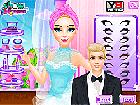Ultra Lüks Barbie Evliliği Oyunu